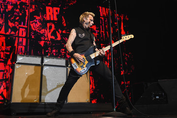 Mike Dirnt KROQ Almost Acoustic Christmas 2016 - Day 2