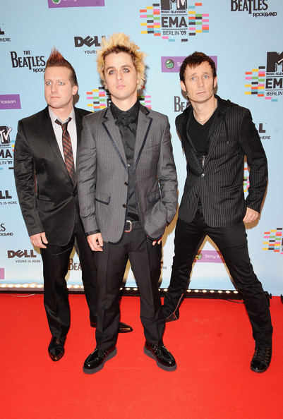 MTV Europe Music Awards 2009 - Arrivals