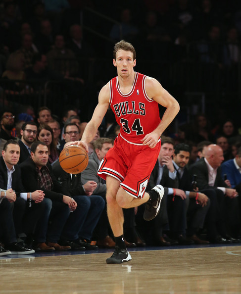 how tall is mike dunleavy