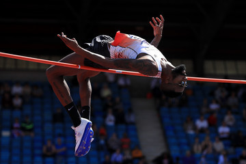 Mike Edwards British Athletics World Championships Team Trials - Day Two