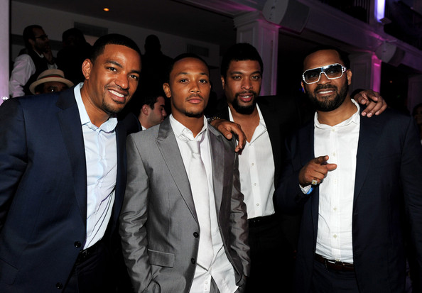 "Premiere Of TriStar Pictures' ""Jumping The Broom"" - After Party"