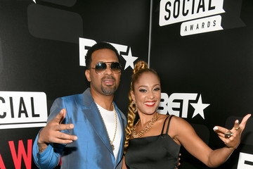 Mike Epps BET's Social Awards 2018 - Arrivals