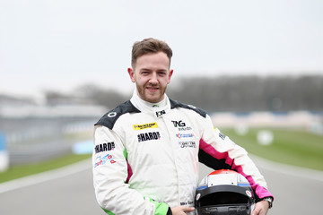 Mike Epps British Touring Car Championship Media Day