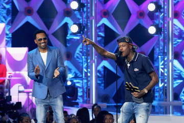 Mike Epps BET's Social Awards 2018 - Show