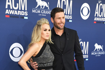 Mike Fisher Carrie Underwood 54th Academy Of Country Music Awards - Arrivals