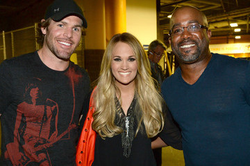 Mike Fisher Carrie Underwood 'We're All 4 the Hall' Benefit Concert