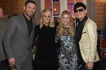 Mike Fisher Carrie Underwood Nashville Shines for Haiti Benefiting Sean Penn's J/P Haitian Relief Organization Featuring Tim McGraw