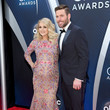 Mike Fisher The 52nd Annual CMA Awards - Arrivals