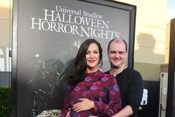 Mike Flanagan Universal Studios Hollywood Opening Night Celebration of 'Halloween Horror Nights'