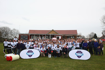 Mike Gatting NatWest CricketForce 2016 - Dymock CC