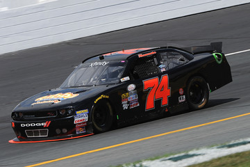 Mike Harmon New Hampshire Motor Speedway - Day 1