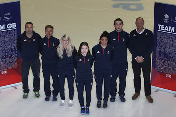 Mike Hay Announcement of Short Track Speed Skating Athletes Named in Team GB for the PyeongChang 2018 Winter Olympic Games