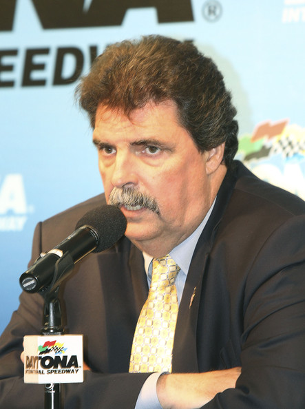 Mike Helton Net Worth