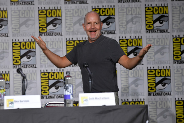 Comic-Con International 2018 - 'American Dad!' And 'Family Guy' Panels