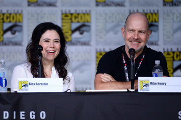 Mike Henry Comic-Con International 2016 - 'Family Guy' Panel