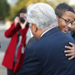 Mike Honda Texas High School Boy Arrested For Bringing Homemade Clock to School Visits Lawmakers On Capitol Hill