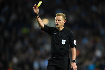Mike Jones West Bromwich Albion v Manchester City - Carabao Cup Third Round