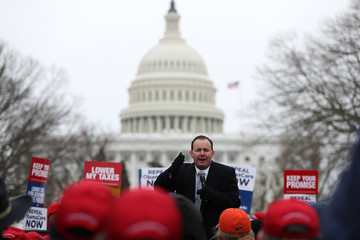 Mike Lee Conservative Groups Rally Against GOP Health Care Plan