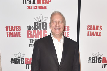 Mike Massimino Series Finale Party For CBS' 'The Big Bang Theory' - Arrivals