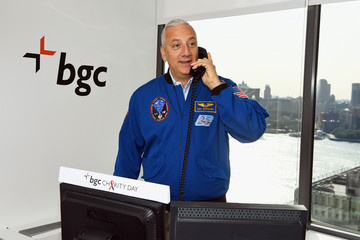 Mike Massimino Annual Charity Day Hosted By Cantor Fitzgerald, BGC and GFI - BGC Office - Inside