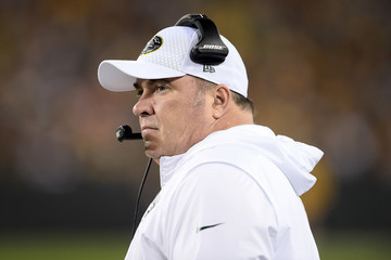 Mike McCarthy Chicago Bears vGreen Bay Packers