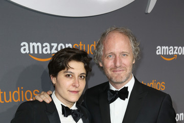 Mike Mills Amazon Studios Golden Globes Celebration