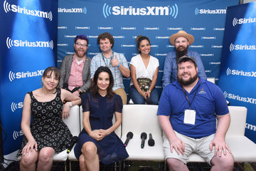 Mike Mitchell SiriusXM's Entertainment Weekly Radio Broadcasts Live From Comic Con in San Diego