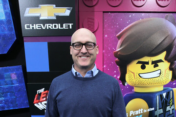 Mike Mitchell Premiere Of Warner Bros. Pictures' 'The Lego Movie 2: The Second Part' - Red Carpet