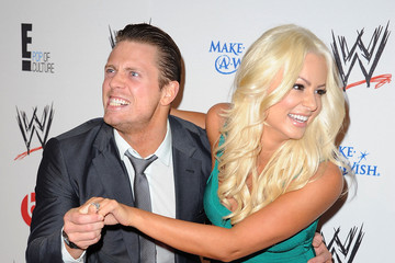 Mike Mizanin Arrivals at WWE's 'Superstars for Hope' Event