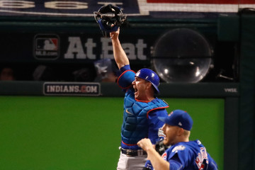 Mike Montgomery World Series - Chicago Cubs v Cleveland Indians - Game Seven