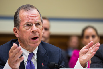Mike Mullen House Holds Hearing on Benghazi Consulate Attacks
