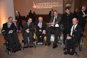 Mike Nichols The Christopher & Dana Reeve Foundation Hosts 'A Magical Evening' Gala - Inside
