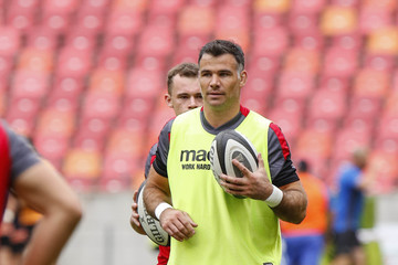 Mike Phillips Southern Kings v Edinburgh - Guinness Pro14  Round 10