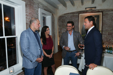 Mike Piazza Haute Living Honors Mike Piazza Presented By Johnnie Walker Blue Label And JetSmarter