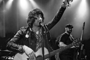 Mike Retondo Nick Jonas Rings in 2016 With Electrifying New Year's Eve Performance at Foxtail Nightclub At SLS Las Vegas