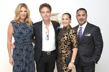 Mike Rodriguez National YoungArts Foundation Hosts A Private Dinner In The Jewel Box In Celebration Of Miami Art Week