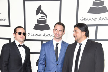 Mike Rodriguez The 58th GRAMMY Awards - Arrivals