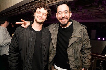 Mike Shinoda Warner Music Pre-Grammy Party - Inside