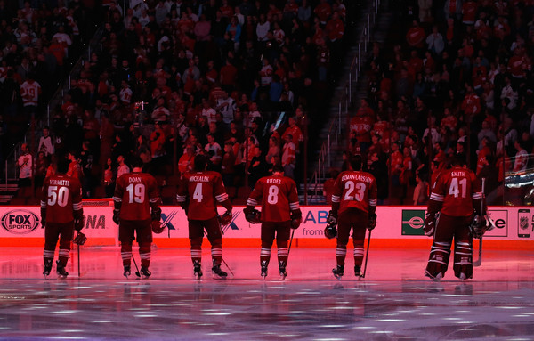 Detroit Red Wings v Arizona Coyotes []