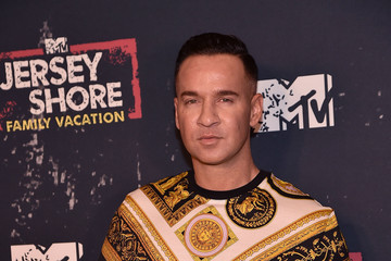 Mike Sorrentino 'Jersey Shore Family Vacation' New York Premiere