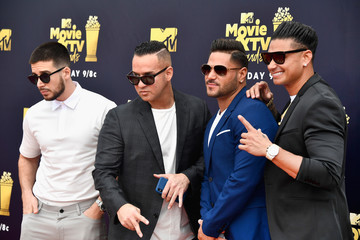 Mike Sorrentino 2018 MTV Movie And TV Awards - Arrivals