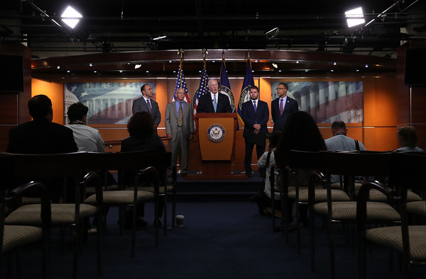 Military Veteran Members Of Congress Speak Out Against President Trump's Statements During Summit With Putin In Helsinki