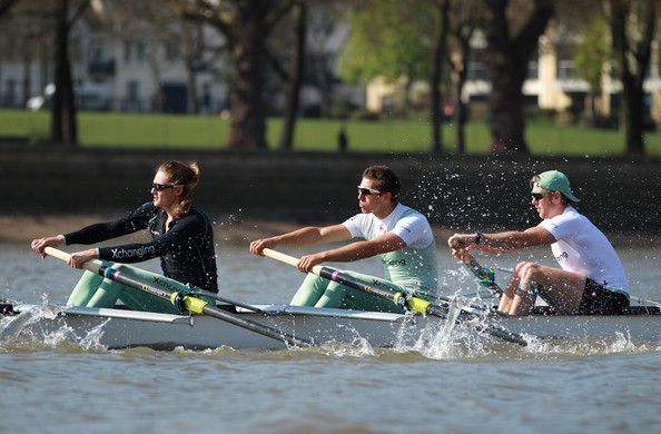Xchanging Oxford v Cambridge Boat Race 2012 - Previews