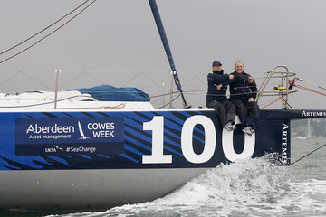 Mike Tindall Aberdeen Asset Management Cowes Week - Day Six