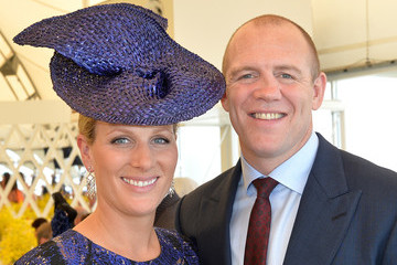 Mike Tindall Celebrities Attend 2016 Magic Millions Raceday
