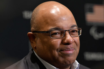Mike Tirico Team USA Media Summit News Conferences & Breakouts