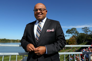 Mike Tirico 2016 Ryder Cup - Singles Matches