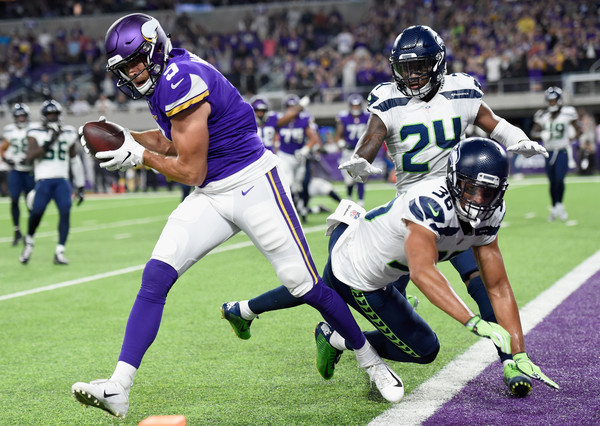 Seattle Seahawks vs. Minnesota Vikings