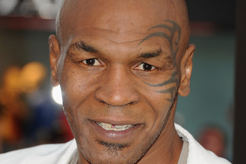 "Mike Tyson Premiere Of Warner Bros. ""The Hangover Part II"" - Arrivals"