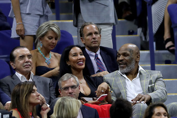 Mike Tyson 2019 US Open - Day 1
